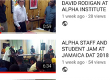ALPHA INSTITUTE | KINGSTON, JAMAICA